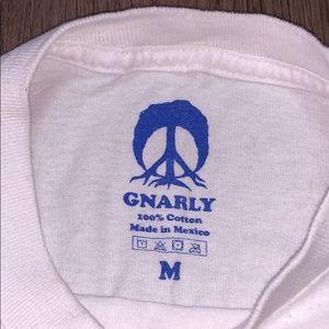 gnarly Shirts - gnarly plum tee